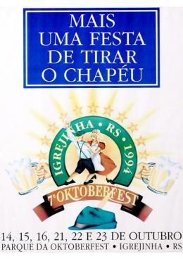 card da edição de 1994