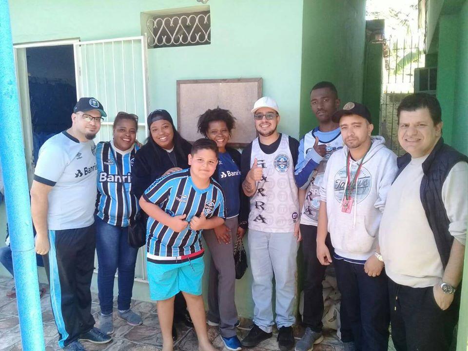 """SOCIALIZAÇÃO: ACBERGS, de Porto Alegre, é beneficiada pelo grupo """"Projetos Solidários"""""""