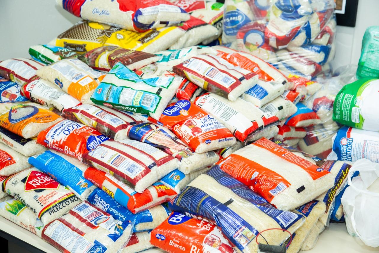 AMIFEST lança nova campanha para arrecadação de alimentos