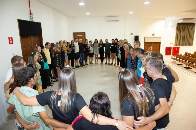 Candidatas a Corte da Oktober de Igrejinha participam do Workshop der Kandidatinnen