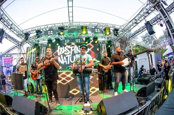 Ginásio Vive é o espaço para bandas da região na programação