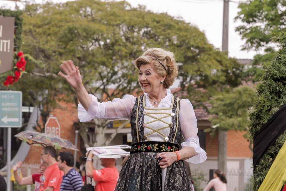 Amifest lamenta o falecimento de Ivone Schonardie, Seniorin em 2014