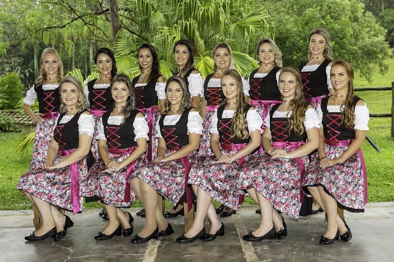 Oktober de Igrejinha elege Rainha e Princesas no domingo (14)