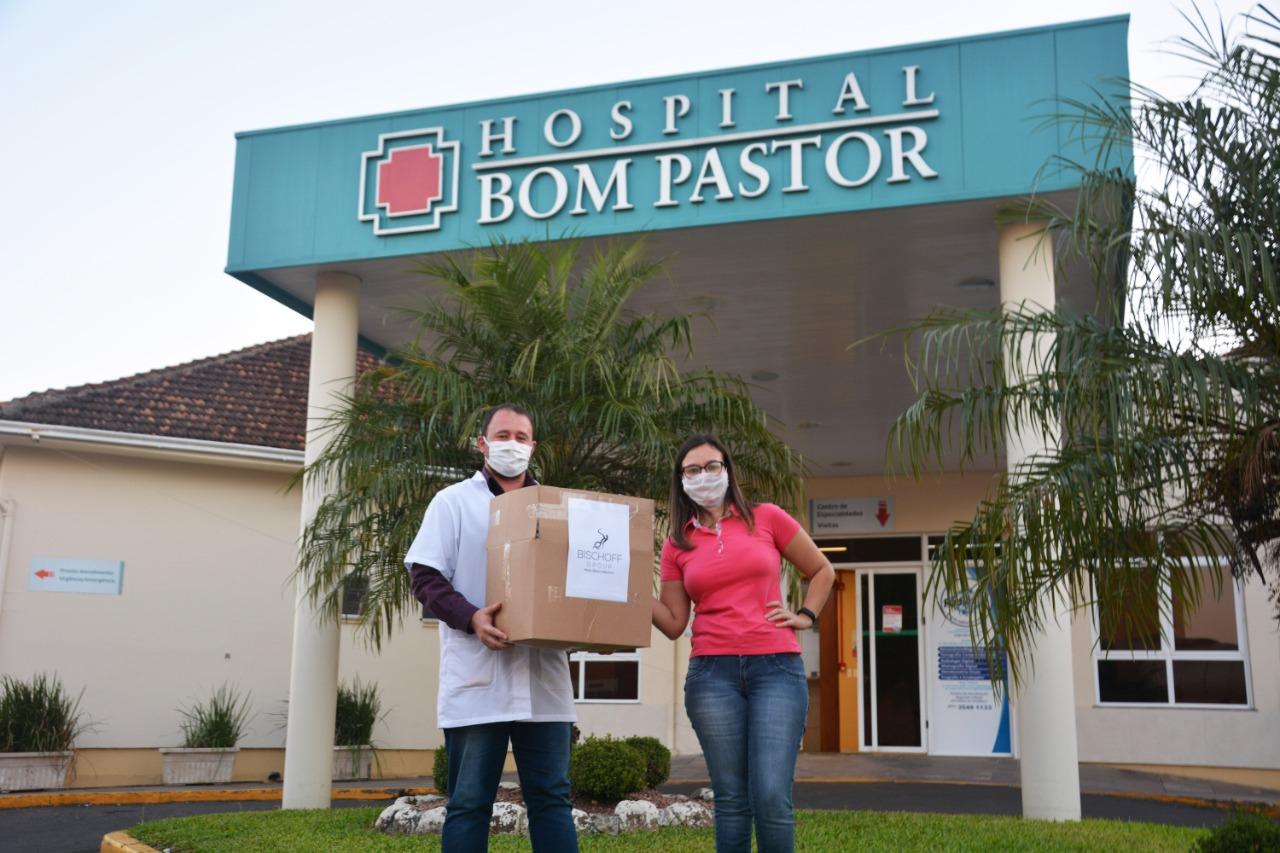 Vitrine do Bem: Bischoff Group apoia série de ações solidárias