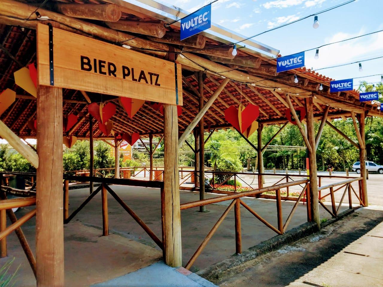 AMIFEST informa sobre ampliação do Bier Platz