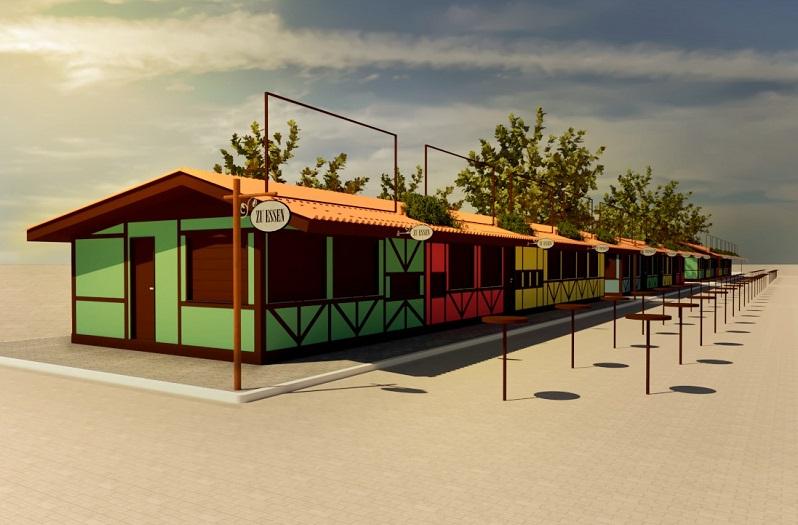 Parque da Oktoberfest será revitalizado em parceria com Tintas Killing