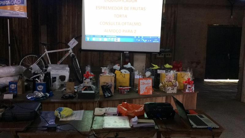 SOCIALIZAÇÃO: Rotary Club de Igrejinha realiza Bingo Beneficente